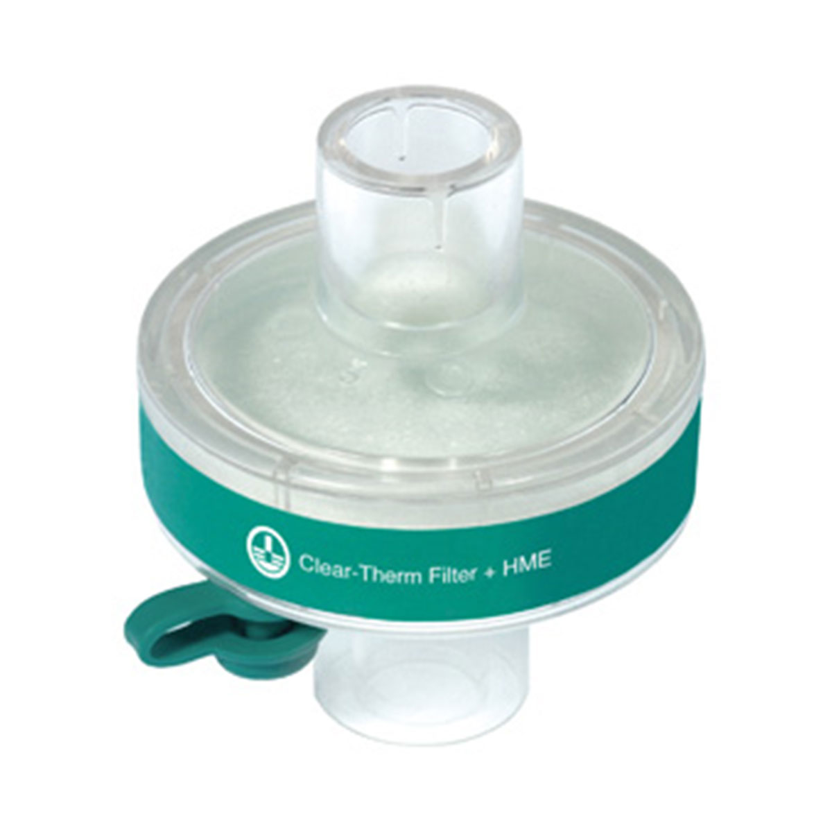 Clear-Therm™ Micro HMEF With Luer Port