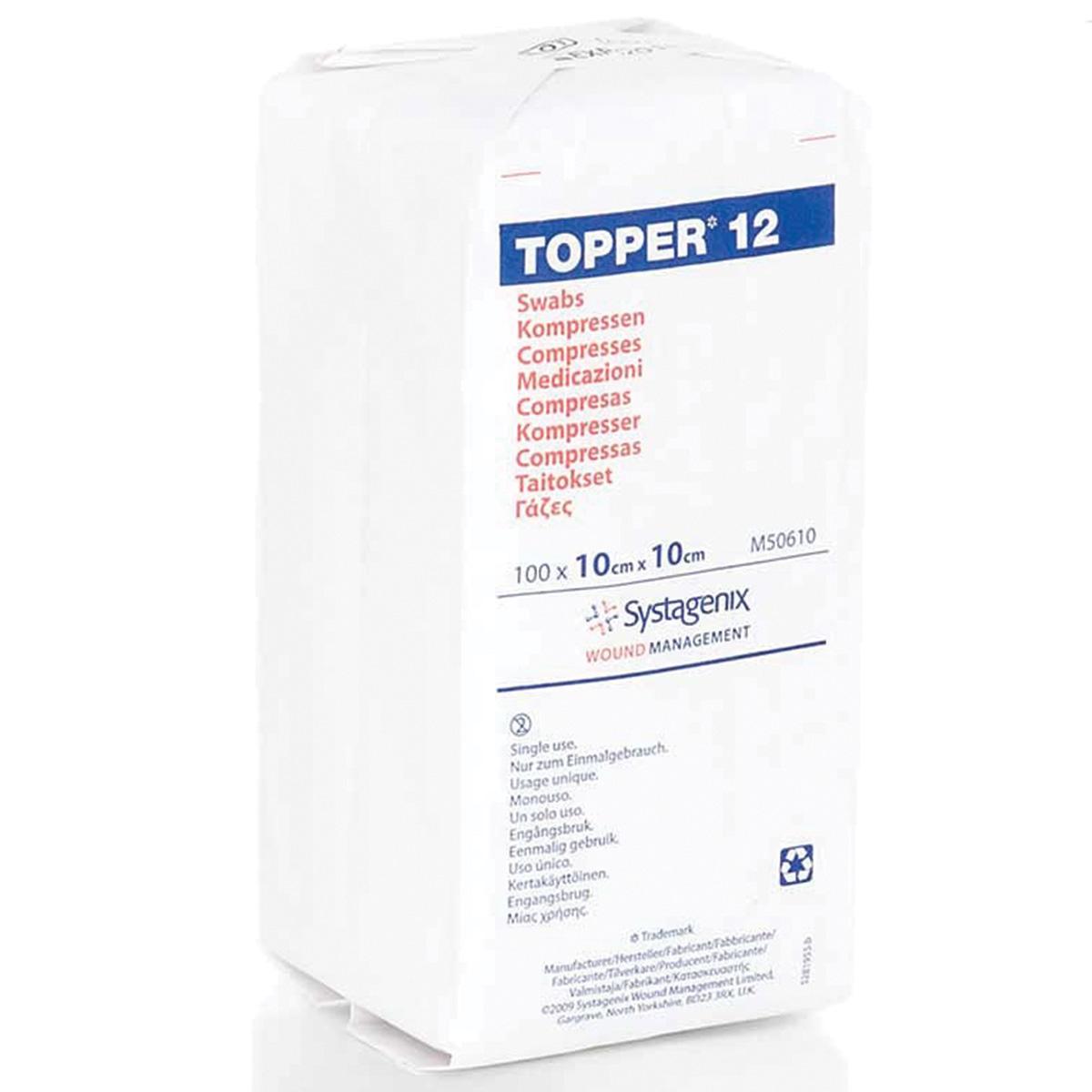 Topper 12 Swabs